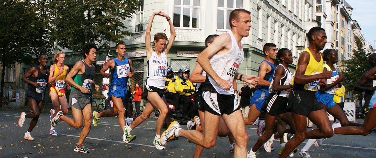 Marathonreisen Startnummer Anmeldung