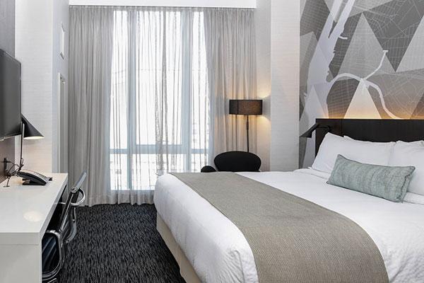 New York Marathon Hotel 3 Sterne Zimmer