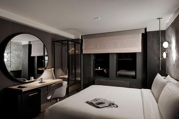 New York Marathon Hotel 4 Sterne Zimmer